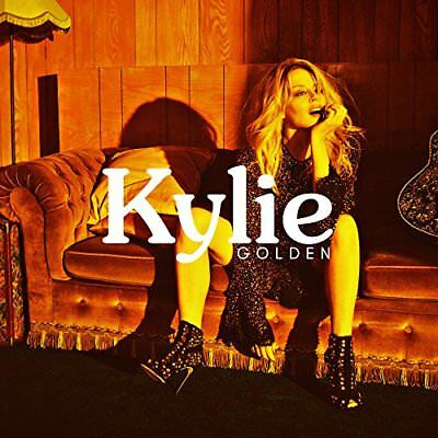 Kylie Minogue - Golden  Deluxe CD  A5sized case bound book 20 p [CD]
