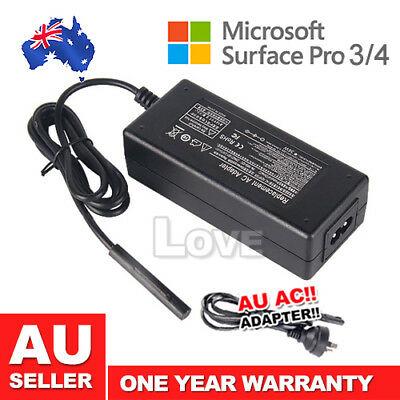 1625 Power Supply AC Adapter Charger for Microsoft Surface Pro 3 4 Tab 12V 2.58A