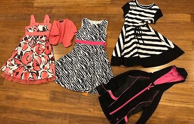 Amazing lot Of Spring/Summer Girls Clothes. Size 10