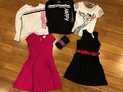 Amazing lot Of Spring/Summer Girls Clothes. Size 10-12