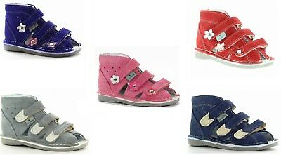 First Shoes Baby Children Healthy Child's Foot Natural Leather Danielki High Q