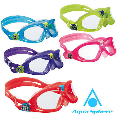 Aqua Sphere Seal Kid 2 Children's Uv Anti-Fog Swimming Triathlon Goggles