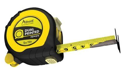 Advent 5m Dual Printed Tape Measure