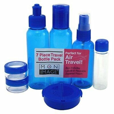 Mon Image Air Travel 7-Piece Assorted Pack (6 Pack)