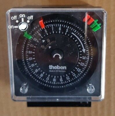 Theben 220V Timer switch SYN 169A NEW IN BOX