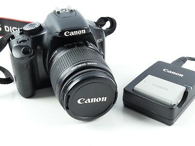 Canon Eos 450D Digital Slr Camera + 18-55Mm Is Zoom Lens