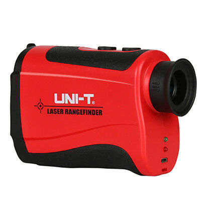 LR600-1200M Laser Rangefinder Hunt Golf Long Distance Measure Finder Telescope