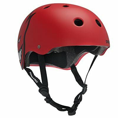 PROTEC Original Classic Helmet CPSC-Certified, Spitfire Red, Small Size: XS &