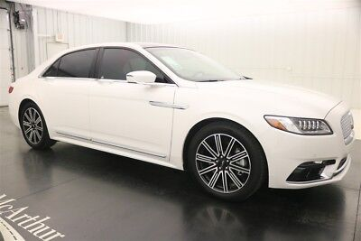 Lincoln Continental RESERVE REAR SEAT PACKAGE AWD NAV  2.7 V6 TURBO MSRP $70203 REMOTE START EMBEDDED MODEM SMARTPONE REVEL ULTIMA AUDIO 19 SPEAKER