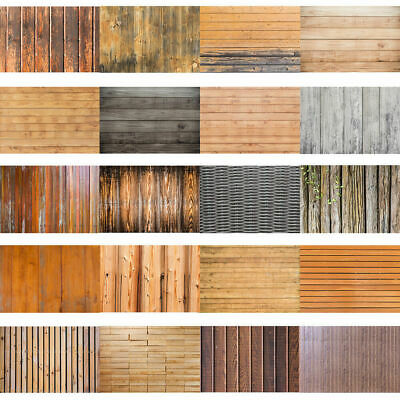 Retro Plank Wooden Wall Floor Photography Background Photo Backdrop Props Hot