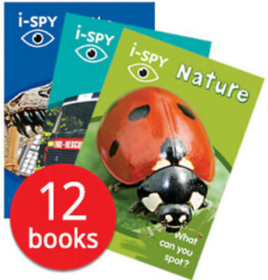 I-Spy Collection - 12 Books