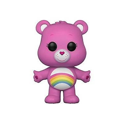 Funko Care Bears POP Cheer Bear Vinyl Figure NEW In Stock Animation