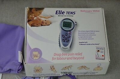 Elle TENS machine Babycare (Bodyclock Health Care) for pregnancy and labour