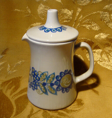 Figgjo-Turi Gramstad Oliver-Tor Viking Milk Jug With Lid Made In Norway