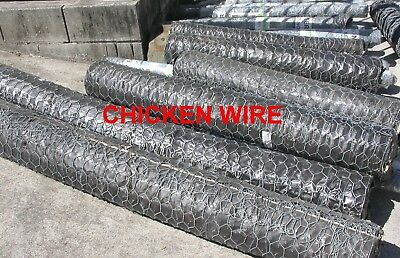 Chicken Wire Heavy Gauge