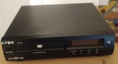 apex ad 1500 dvd player no remote great working condition rh picclick com Apex DVD Players for the Car Magnavox DVD Player