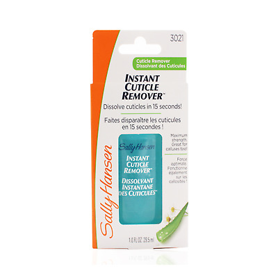 Sally Hansen Instant Cuticle Remover 3021 Maximum Strength 1 oz NIB