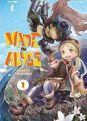 Made In Abyss 1- Manga J-Pop Italiano - Nuovo