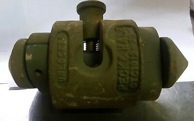 Peck & Hale Ctc-1012-32-1  Military Container Connector Twistlock