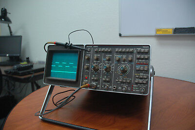 Fluke and Philips The T & M Alliance Oscilloscope PM 3305 35 Mhz - Operational