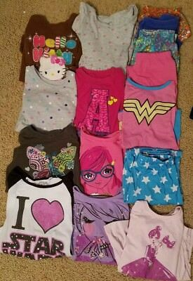 Girls 5/6 clothing lot spring 15 pieces