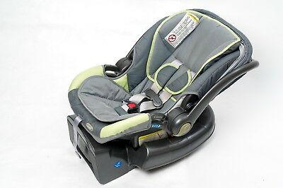 Combi Shuttle Car Seat Grey and Green. Superb condition.