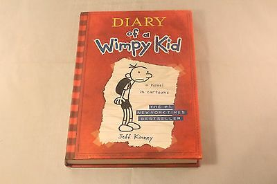 Diary of a Wimpy Kid Hardcover
