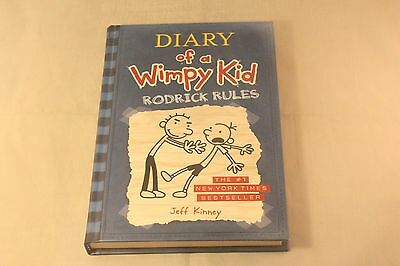 Diary of a Wimpy Kid - Rodrick Rules Hardcover