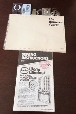 MY BERNINA GUIDE - #830 - & Other Things