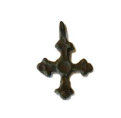 Rare Ancient Viking Cross 9-13th Century