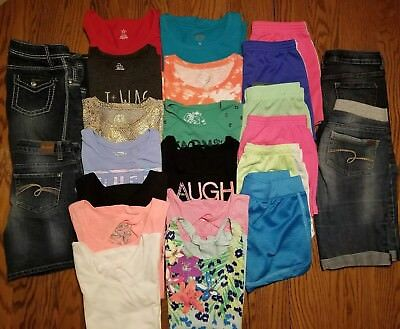 Mixed lot of girls clothing size 14/16