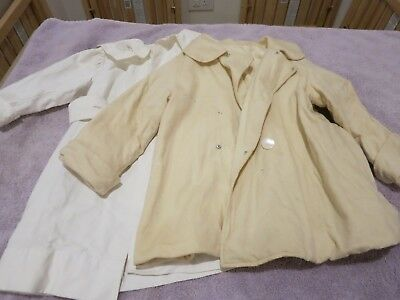 two vintage childrens jackets