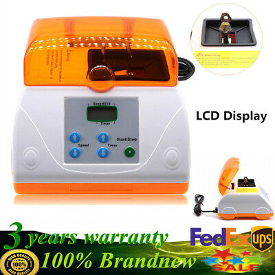 LCD Display Dental amalgamator Fast Speed amalgam Capsule Mixer HL-AH G7 110V