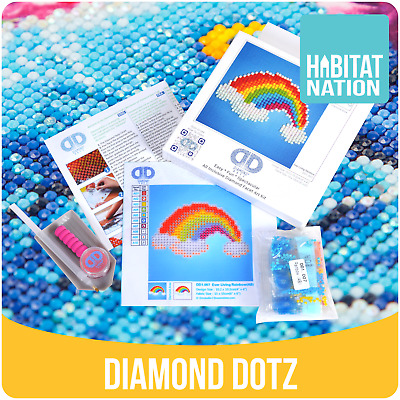 Diamond Dotz Facet Art Kit Embroidery Craft DIY Designs