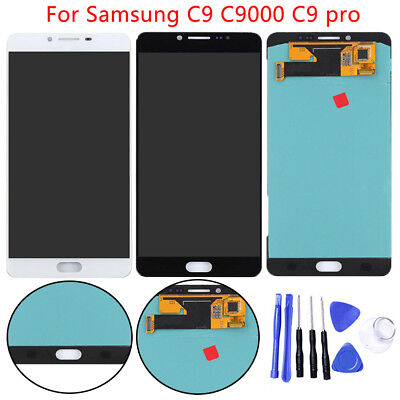 For Samsung Galaxy C9 Pro C9000 LCD Display Touch Screen Digitizer Assembly OEM