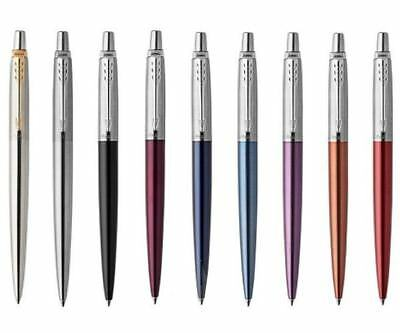 Parker Jotter Ballpoint Pen - New for 2017 - Available in 9 Colours