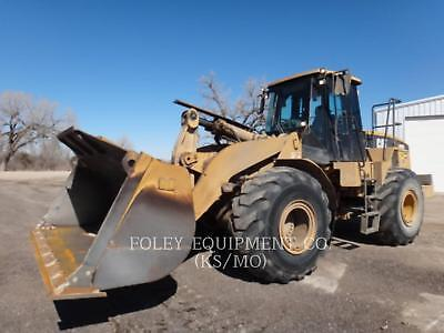 2004 CATERPILLAR 966GII WHEEL LOADER Wheel Loaders