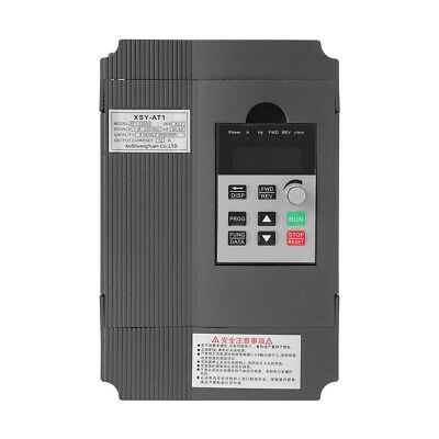 2.2KW 220V Single-PH To 3PH PWM Motor Speed Control Variable Frequency Converter