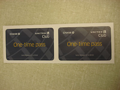 1 United Club Airport Lounge One-time Day Pass - Exp 30/6/2018 * Wert $59