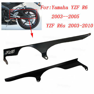 Moto Chain Guard Cover for Yamaha YZF R6 2003-2005 2004 YZF R6S 2003-2010 2008