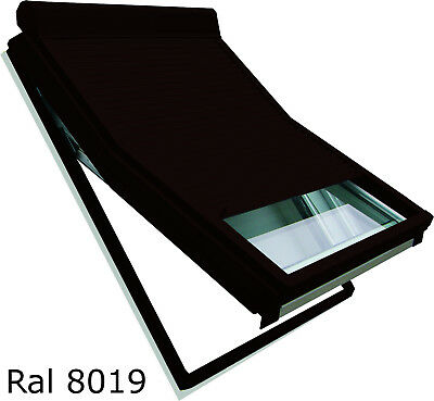 roto rollos dachfenster trendy rollos fur dachfenster lichtblick thermo rollo klemmfix ohne. Black Bedroom Furniture Sets. Home Design Ideas