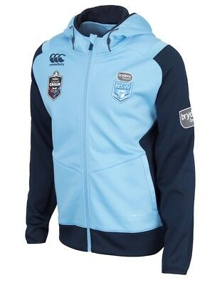 NSW State of Origin 2018 NRL Tech Fleece Evo Hoody Sizes S-4XL BNWT
