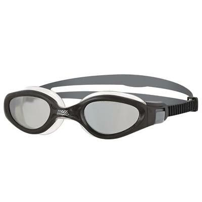 Phantom Elite Swimming Goggles In Black & White From ZOGGS