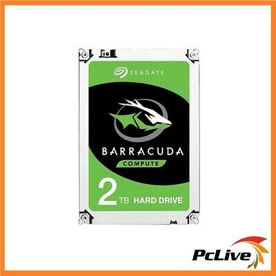 "NEW Seagate 2TB Laptop Hard Disk Drive 2.5"" SATA III 128MB Cache Internal HDD"