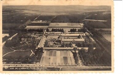 carte postale - Malle - CPA - Westmalle - Abbaye Cistercienne