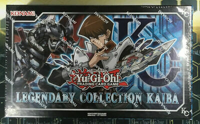 Legendary Collection Kaiba LCKC LC06 OVP DEUTSCH Yu-Gi-Oh MINT Trading Card Game