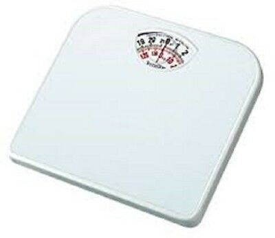 Terraillon Mechanical Bathroom Scale Large Rotating Dial Compact 120 Kg 19 St