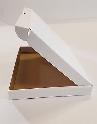 A5 C5  Size Box Pip Large Letter Box Strong & White Cardboard Mailing Postal Box