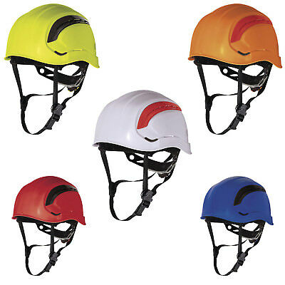 Delta Plus GRANITE WIND Safety Hard Hat Helmet (Various Colours) ABS Ventilated