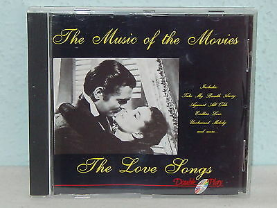 "Cd-Starlight Orch.""the Music Of The Movies- Love Songs"""